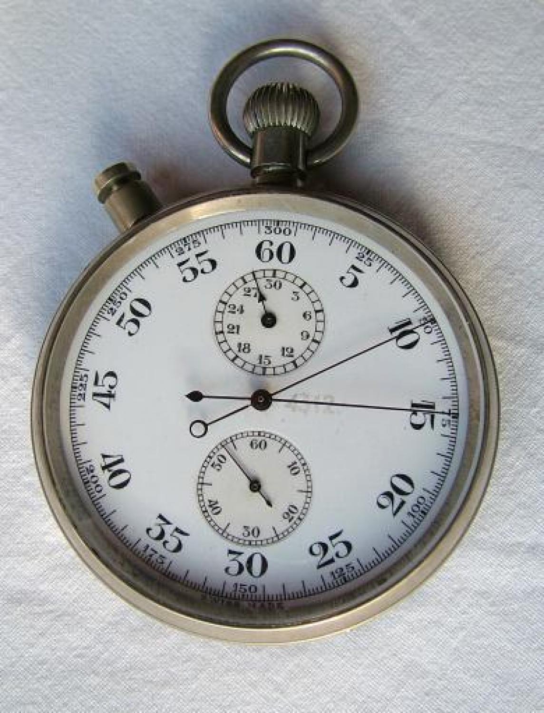 Air Ministry Split Second Stopwatch, Mk.VA