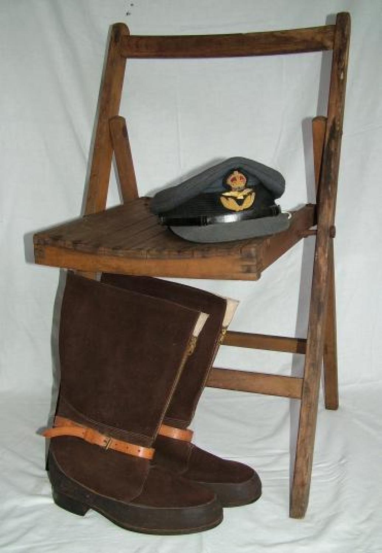 RAF Station Folding Chair