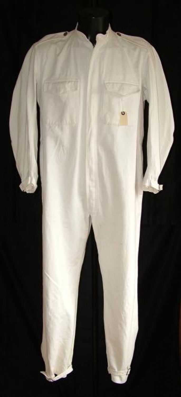 RAF 'Prestige' White Flying Suit