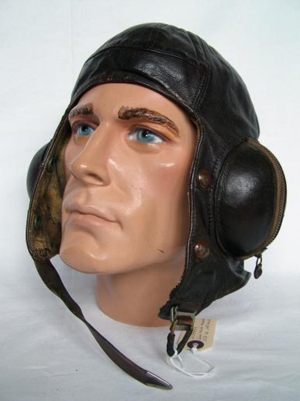 RAF B-type Flying Helmet, 'Ace' History