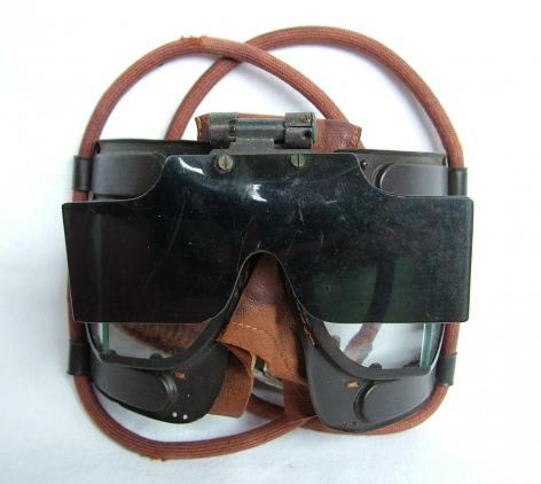 RAF MK.IVB Flying Goggles C/w Flipshield
