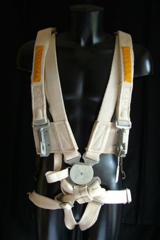 USAAF A-4 QAC Parachute Harness