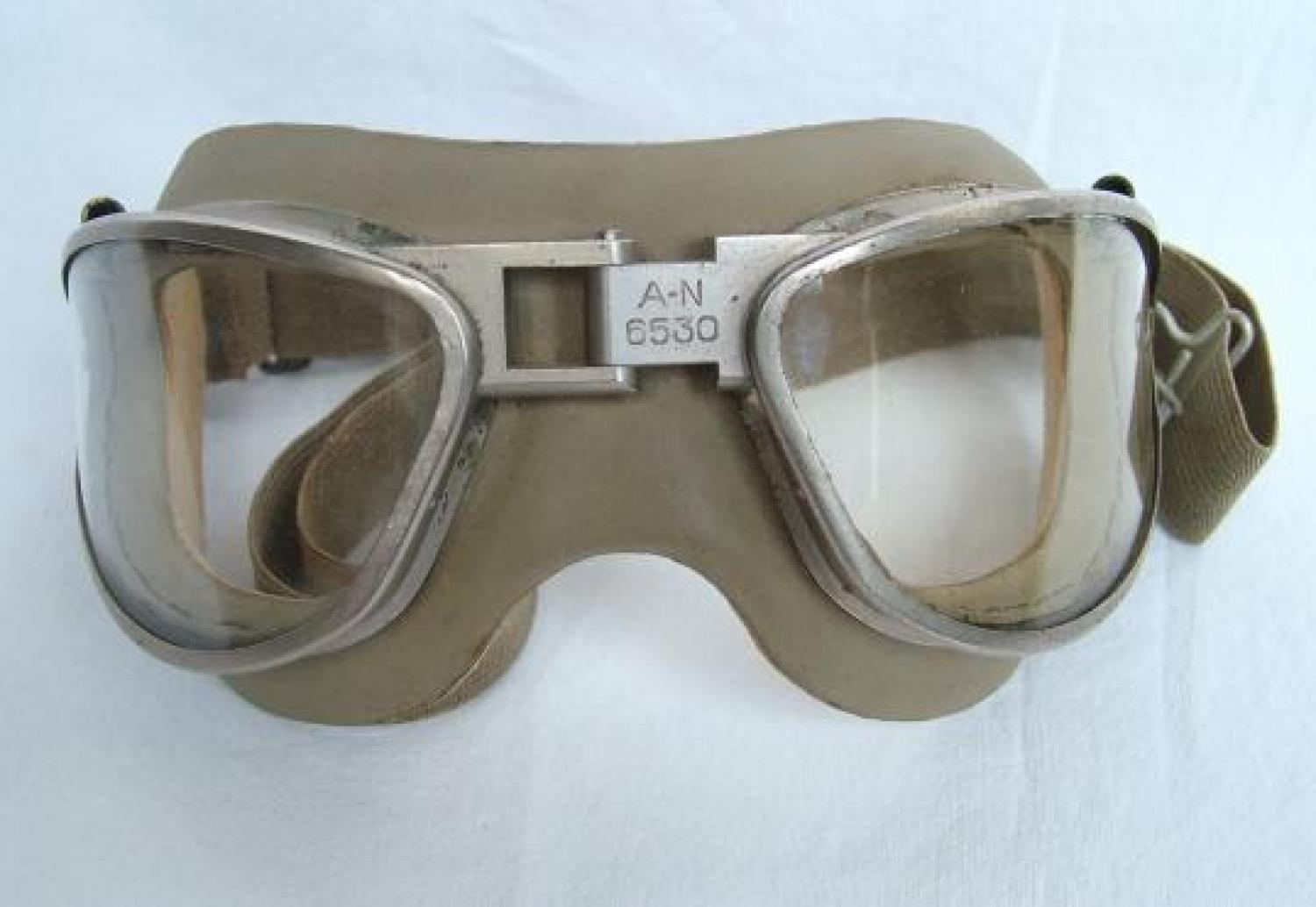 U.S.A.A.F. AN6530 Flying Goggles