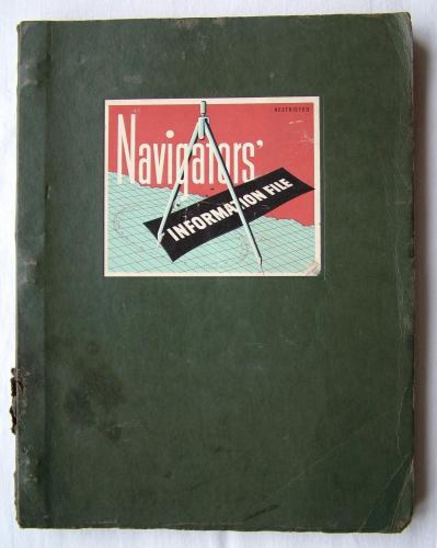 USAAF Navigators' Information File