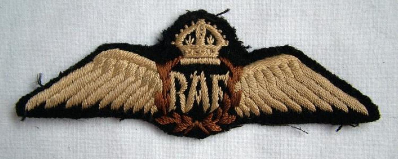 R.A.F. Pilot Wing