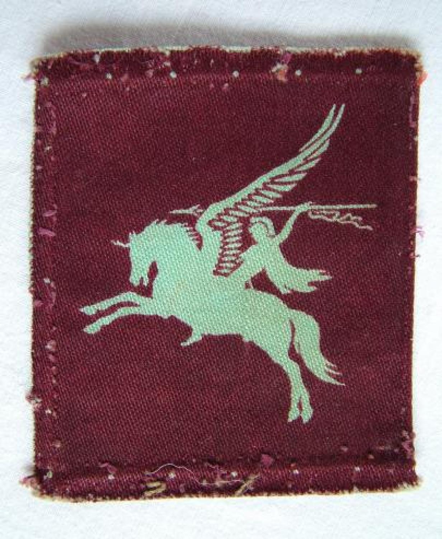 British Army Airborne 'Pegasus' Patch