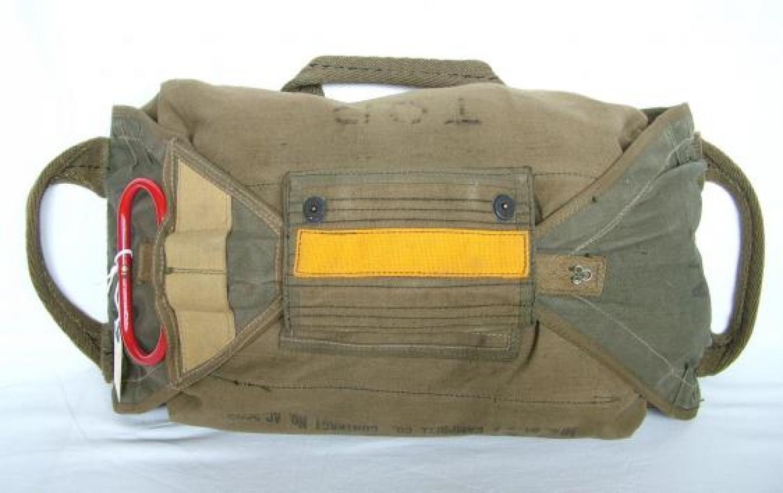 USAAF A-4 QAC Parachute Pack