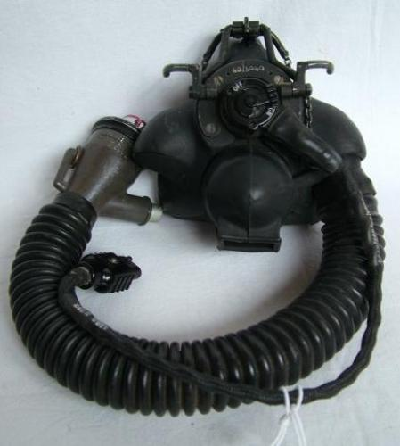 RAF P-type Oxygen Mask/Tube