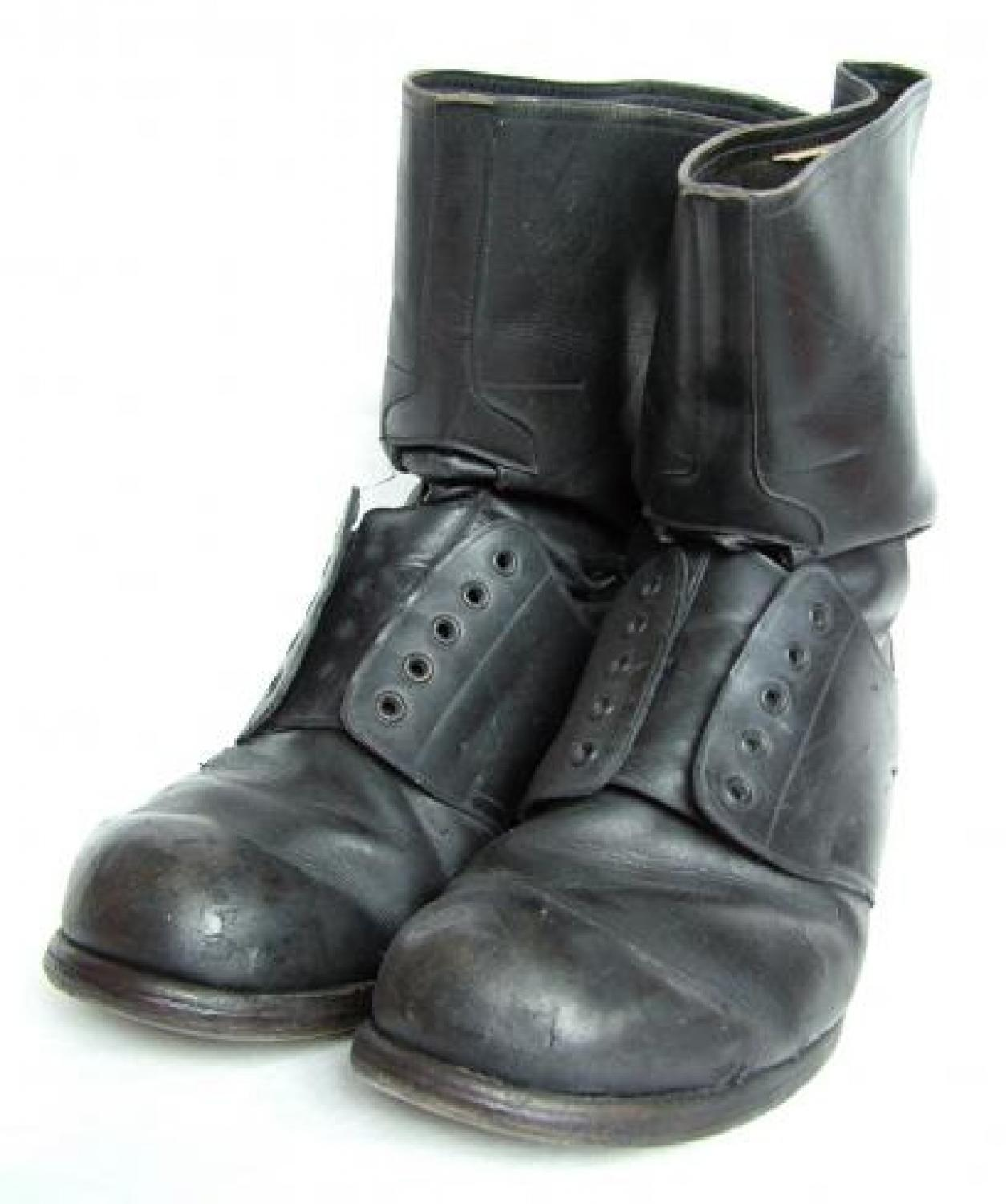 RAF 1952 Pattern 'Escape' Flying Boots