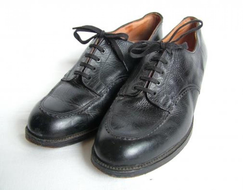 W.A.A.F. Service Shoes