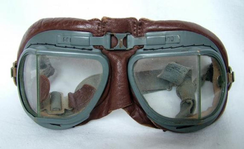 RAF MK.VIII Flying Goggles - Postwar
