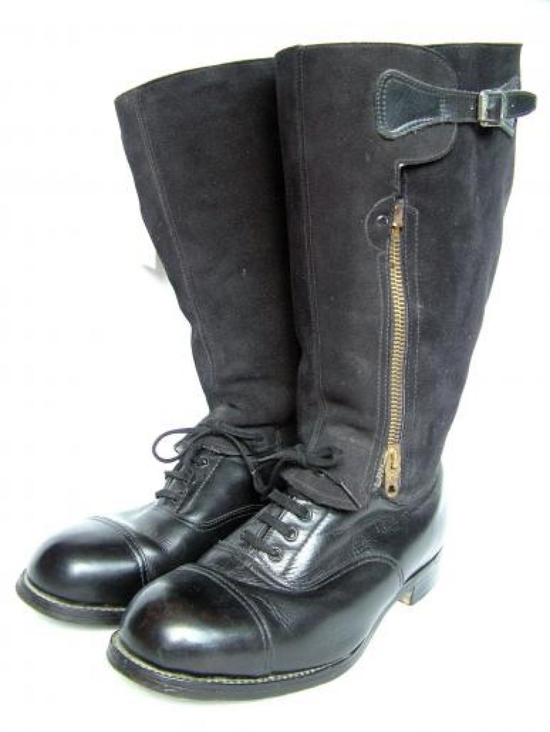 RAF 1943 Pattern 'Escape' Flying Boots