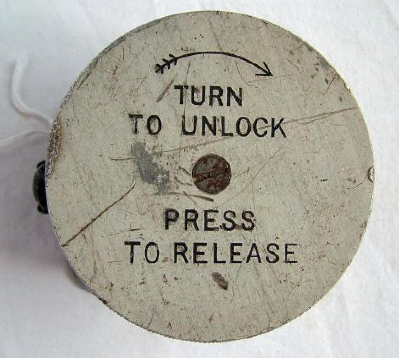 RAF Parachute Quick Release Box