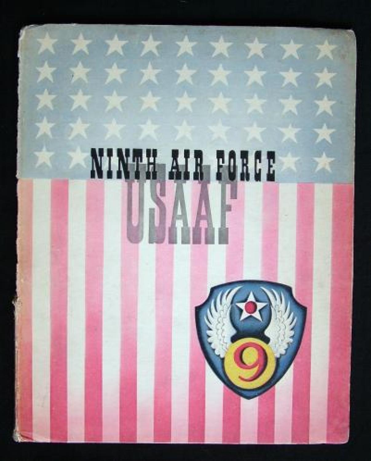 USAAF Ninth Air Force - Book of Paintings
