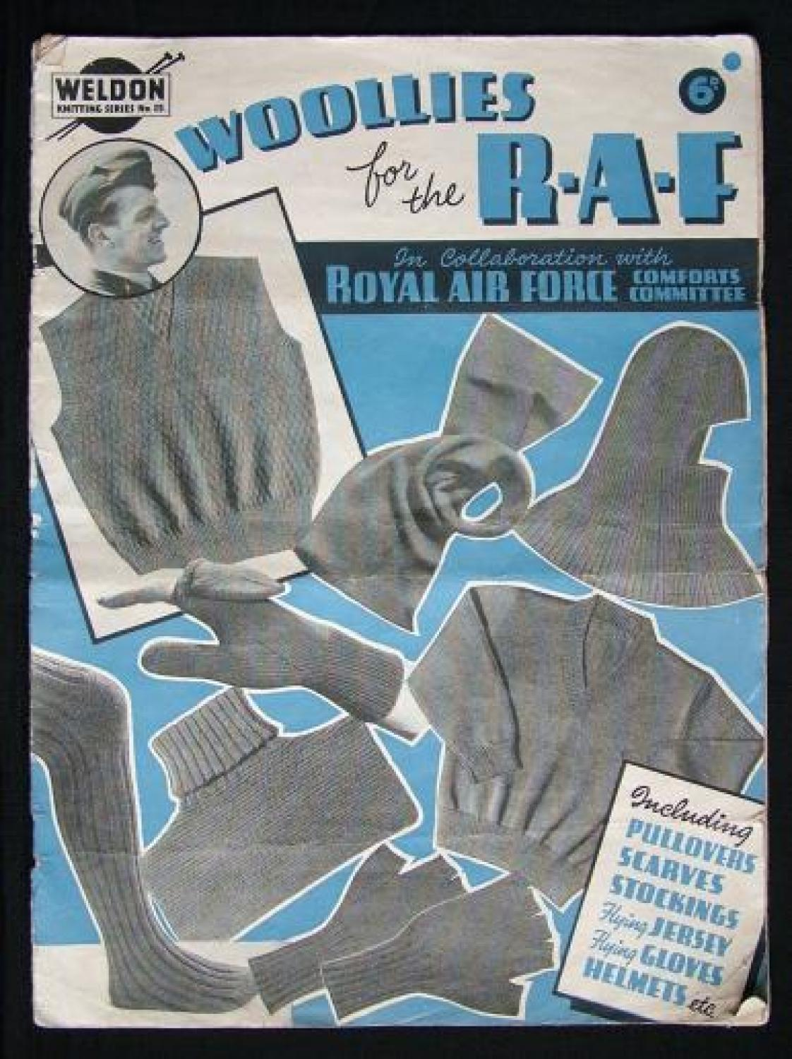 R.A.F. Approved Knitting Pattern