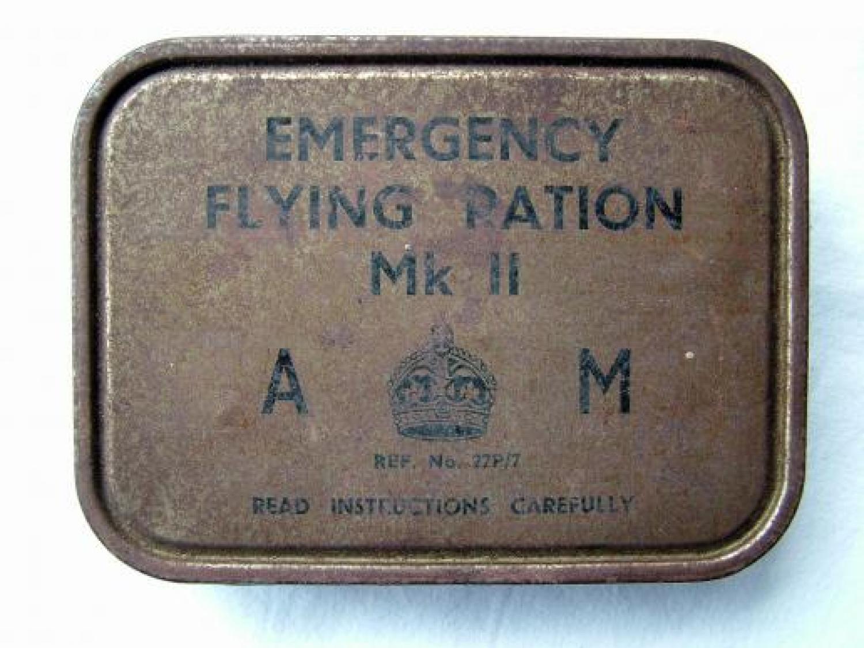 Air Ministry Emergency Flying Ration Mk.II