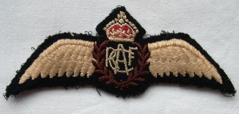 R.C.A.F. Tropical Pilot Wing