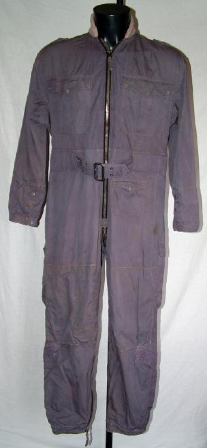 R.A.F. 'Beadon' Flying Suit