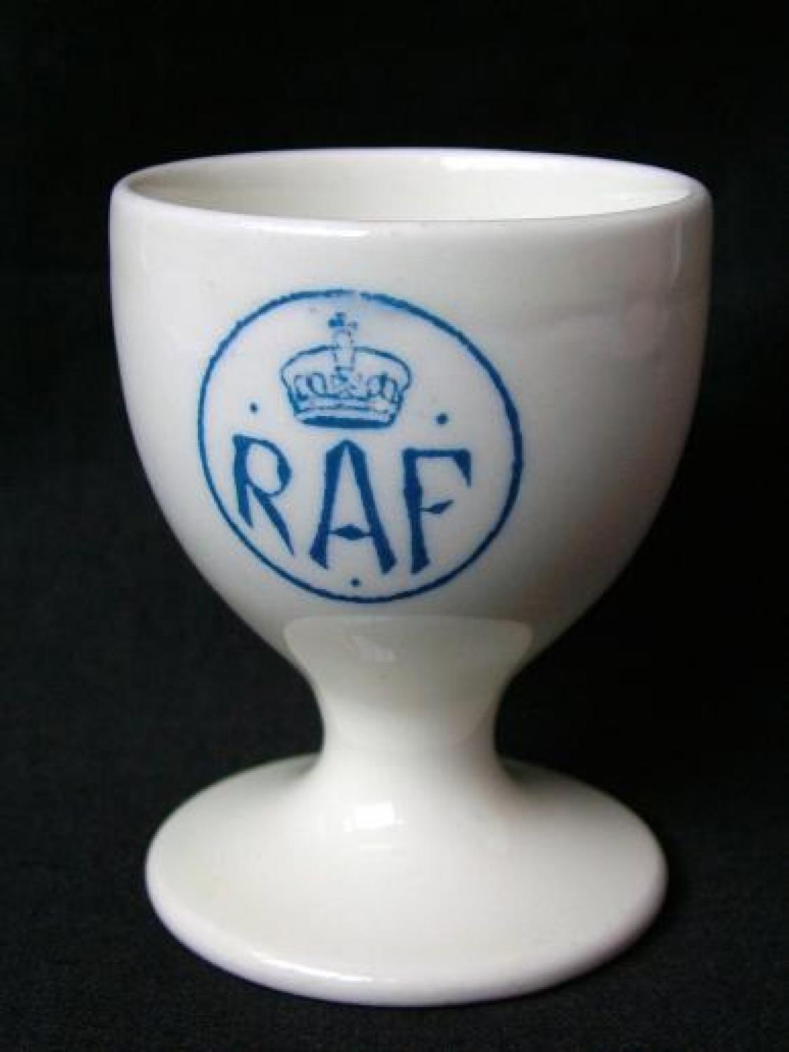 R.A.F. Egg Cup