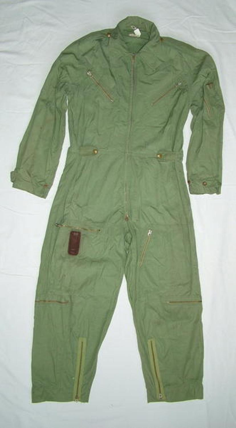 R.A.A.F. Flying Suit