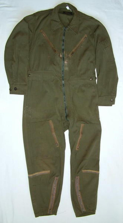 USAAF Suit, Flying, Light, Gabardine, Type L1