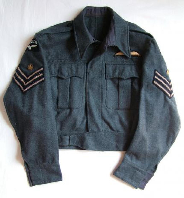 R.A.F./R.N.Z.A.F. Pilot's Battledress Blouse