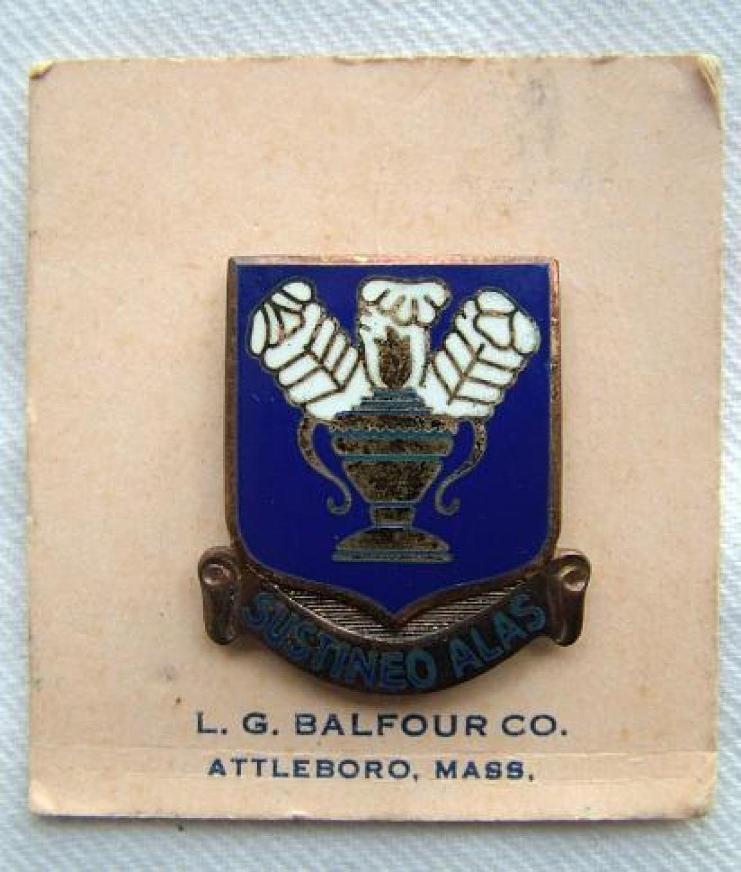 U.S.A.A.F Distinctive Unit Insignia