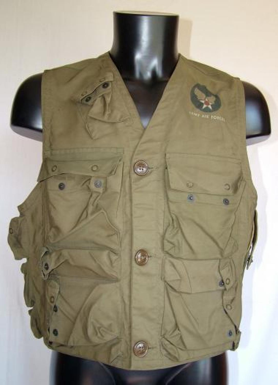 USAAF Vest, Emergency Sustenance, Type C-1