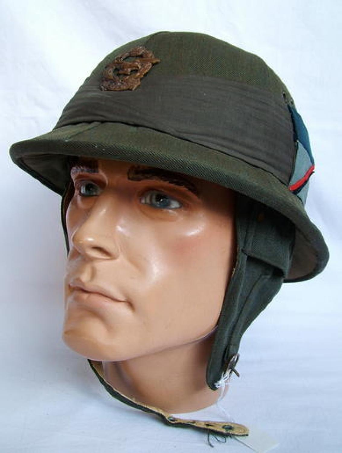 R.A.F. / S.A.A.F. Type A Flying Helmet