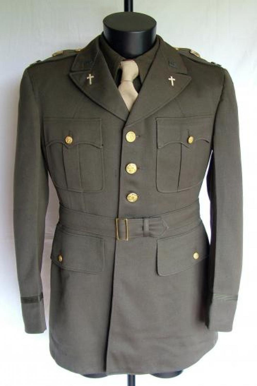 USAAF Officer Chaplain's Four Pocket