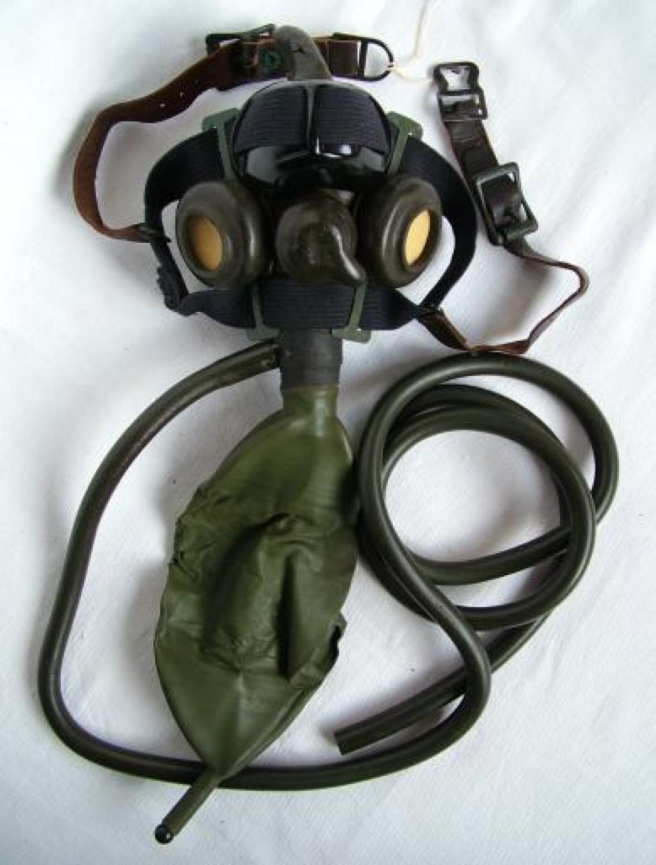 U.S.A.A.F. A-8B Oxygen Mask