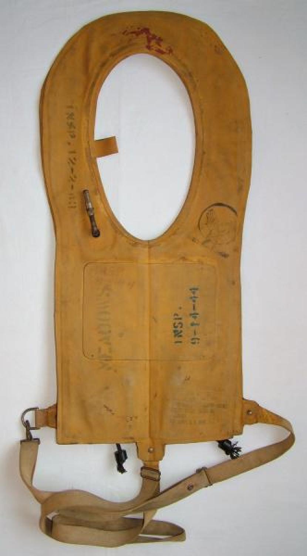U.S.A.A.F. B-4 Life-vest