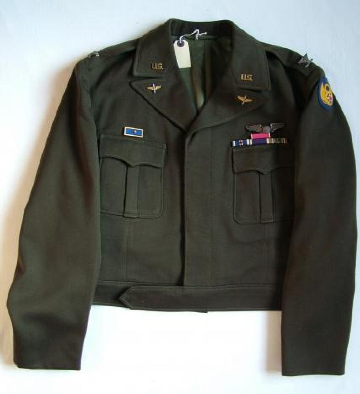 USAAF 8th AAF 'Ike' Jacket