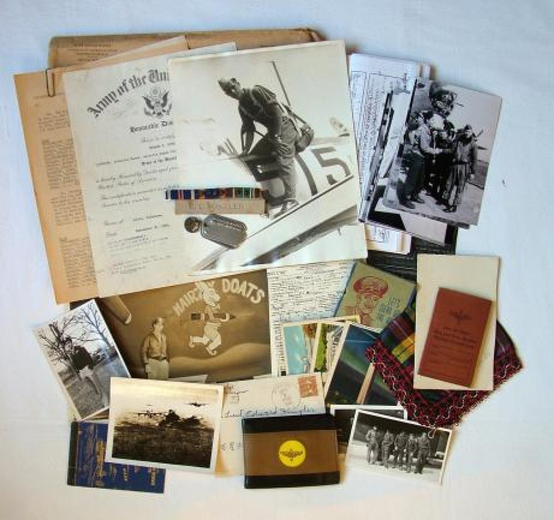 USAAF 8th AAF Pilot Grouping