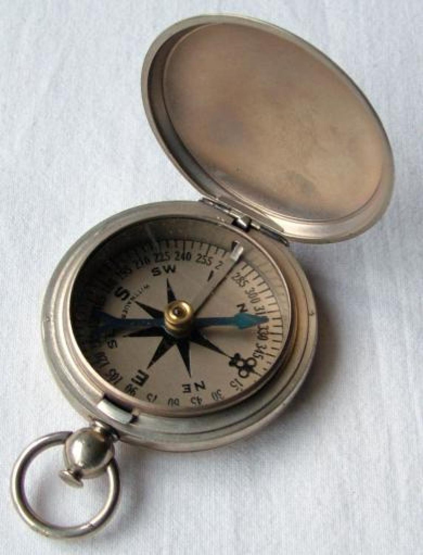 Pocket Compass - Ex 8th AAF Pilot