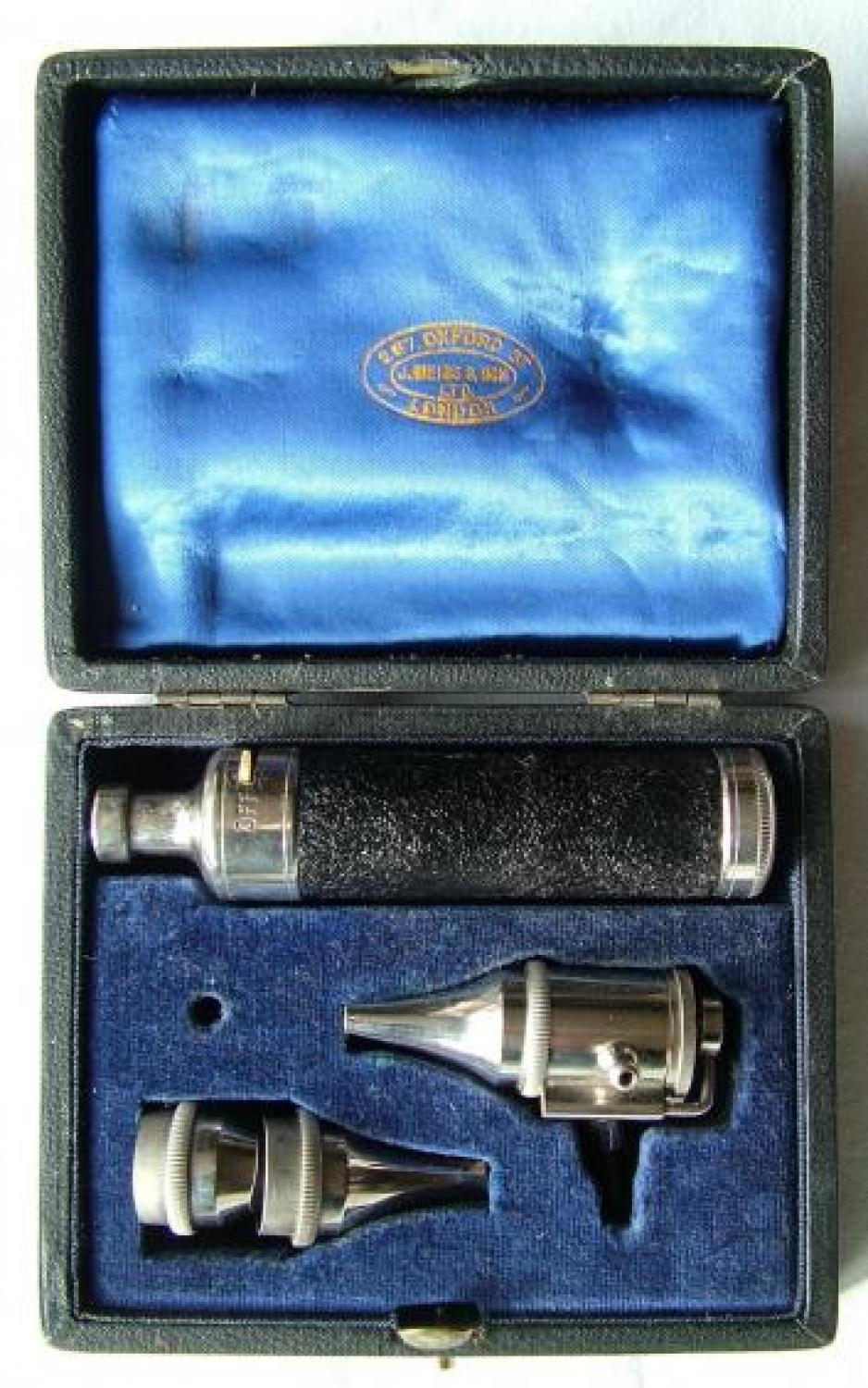Air Ministry Medical Department Otoscope