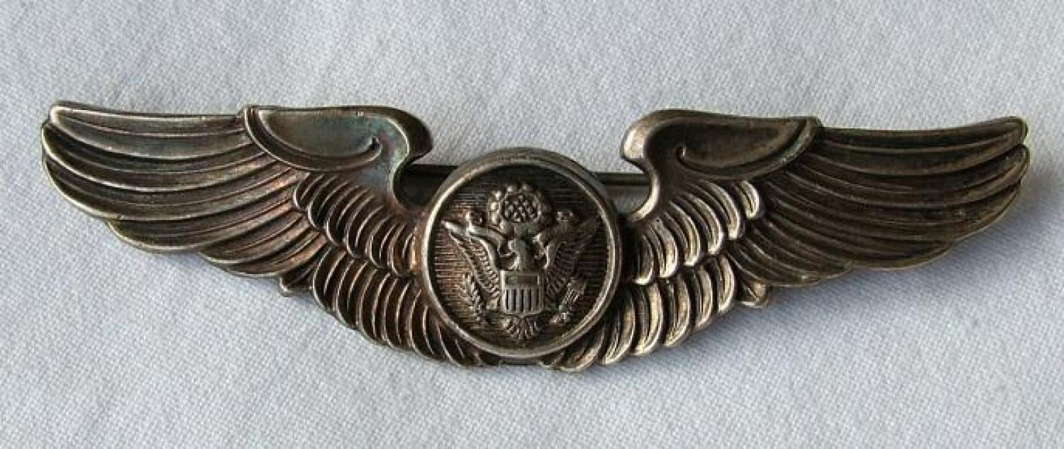 U.S.A.A.F. Aircrew Wing - Sterling