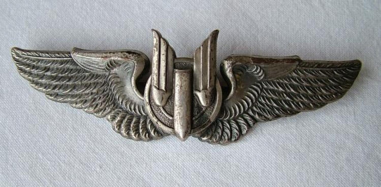 U.S.A.A.F. Airgunner Wing