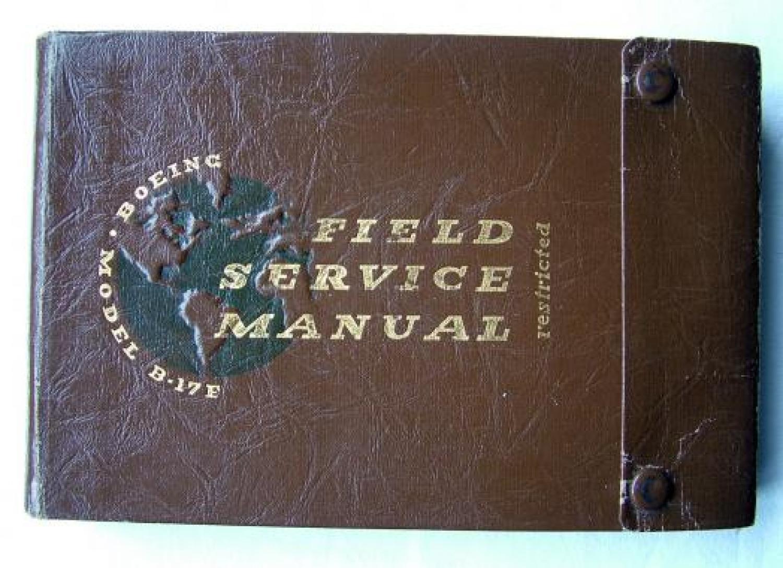 Boeing Model B-17F Field Service Manual