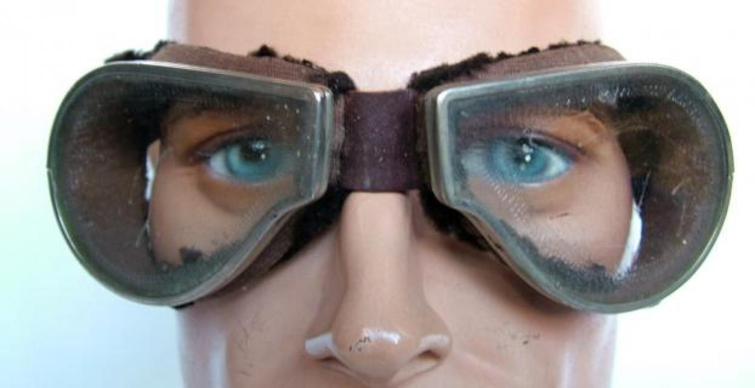 1920s / 1930s Flying Goggles