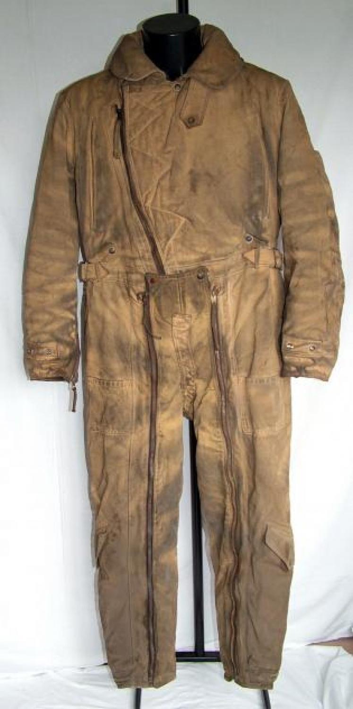 RAF 'Taylor' Bouyancy Flying Suit