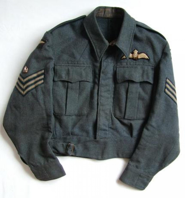 R.A.F. Pilot's Battledress Jacket