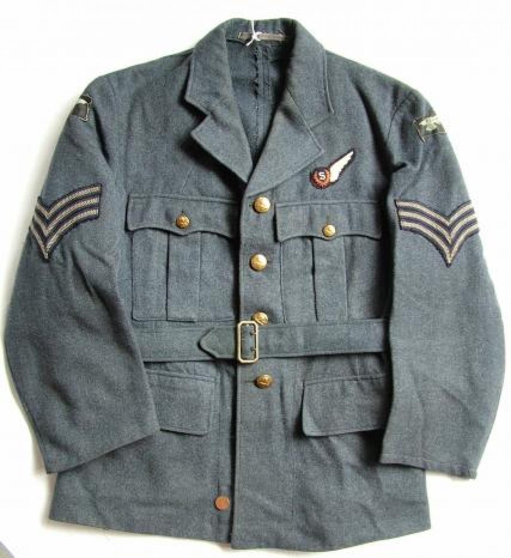 RAF Other Ranks Signaller's SD Tunic