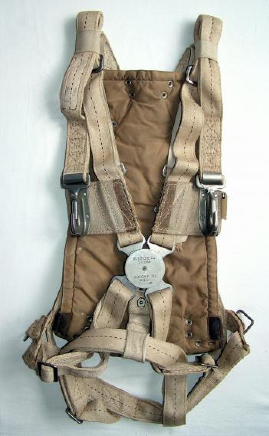 R.A.F. Observer Type Parachute Harness