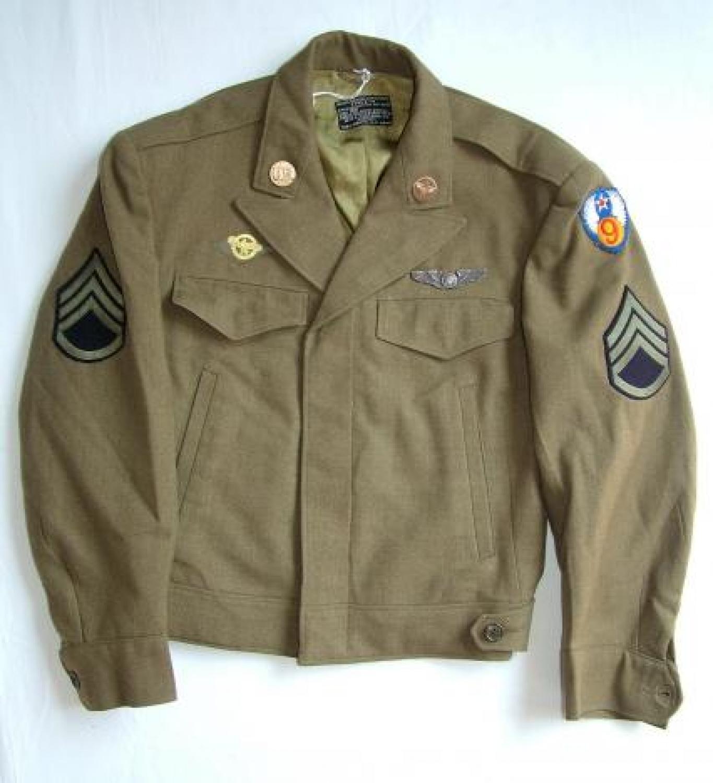 U.S.A.A.F. B-14 Flight Jacket