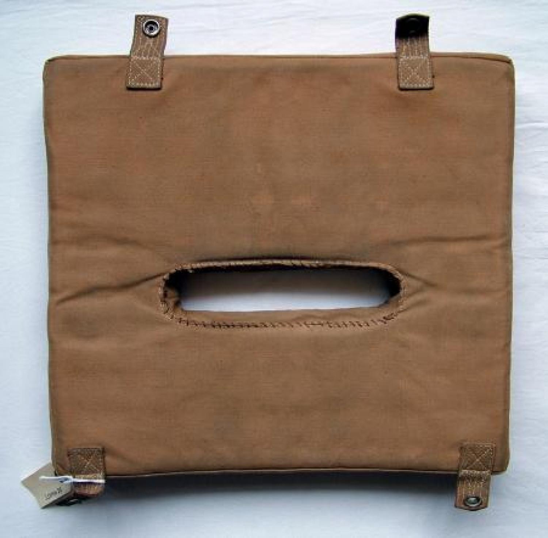 R.A.F. Seat Type Parachute Cushion