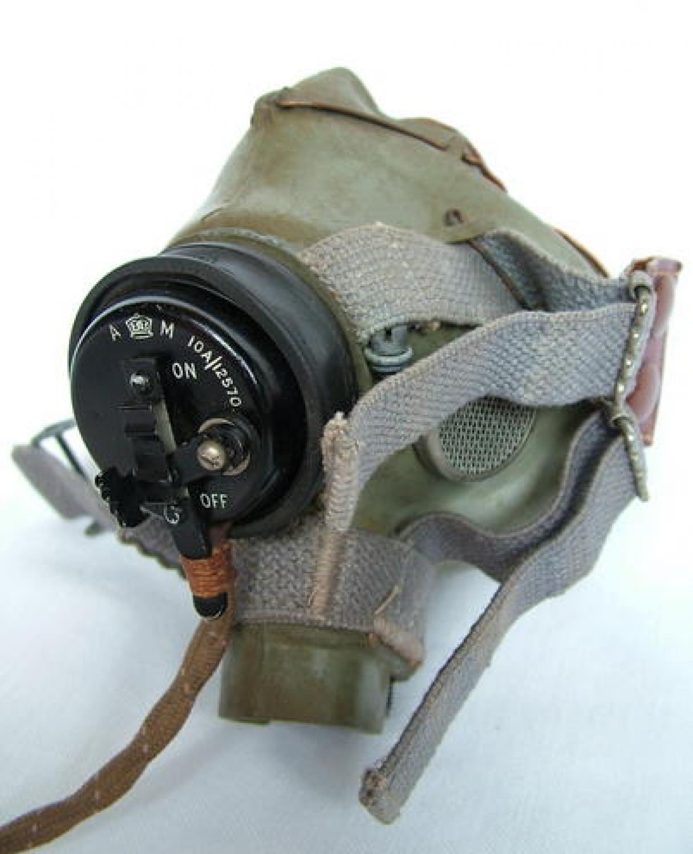 R.A.F Type G Oxygen Mask