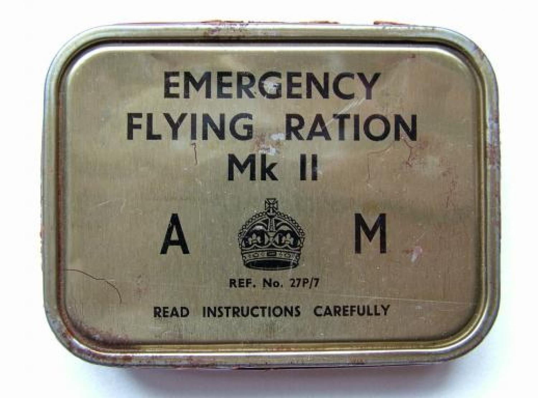 A.M. Emergency Flying Ration MK.II - Full