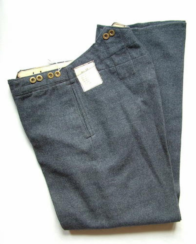R.A.F. Service Dress Trousers c.1940
