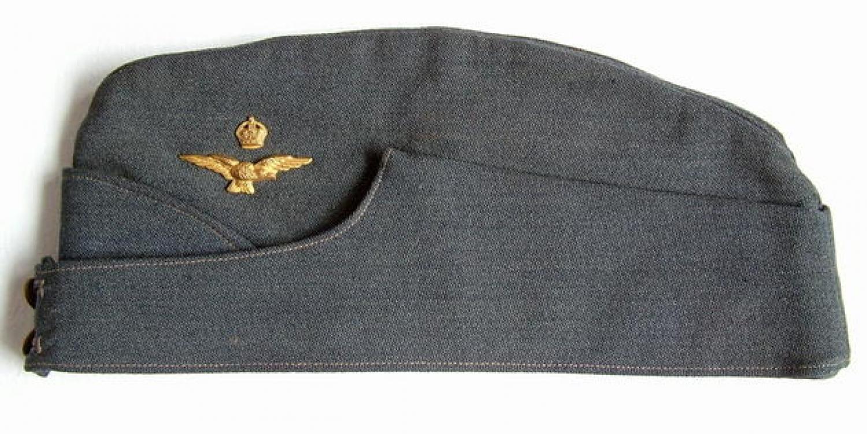 R.A.F. Officer Rank Field Service Cap